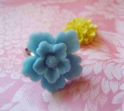 Sakura Flower Ring